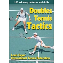 Doubles Tennis Tactics Dvd - Te227k - Tennis Court Equipment Ball Machines TE227K