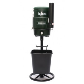 Igloo Cooler Stand & Basket-black - Te29-1b - Racket Sports Tennis Court Equipment Accessories TE29-1B