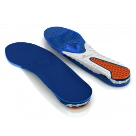Spenco Gel Comfort Insoles - Taa1-25 - Tennis Shoe Accessories Inserts Supports TAA1-25