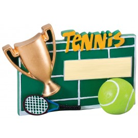 Party And Celebration Gift Giving Tourna - T988 - Tennis Resin Winners Cup T988