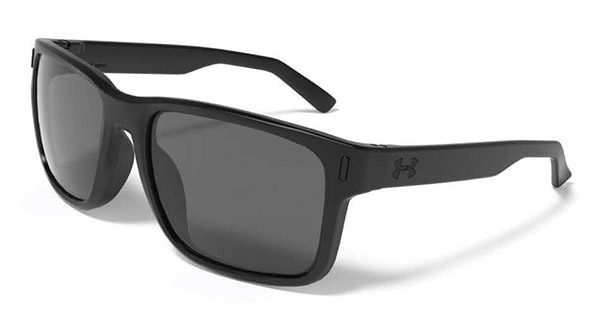 Under Armour Assist Gray Lens Black - Suaa - Squash Shoes Under Armour SUAA