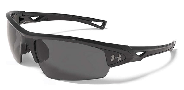 Under Armour Octane Gray Polarized Shiny Bl - Suoc - Squash Shoes Under Armour SUOC