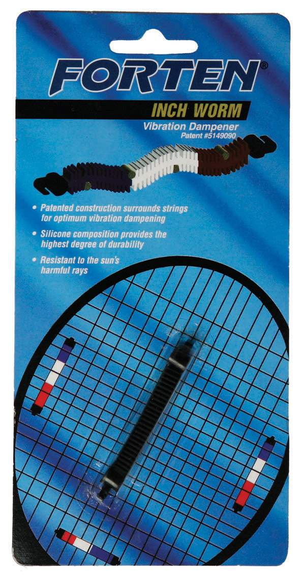 Forten Inch Worm 1x - Qfwo1 - Athletics Tennis Racquets Forten QFWO1