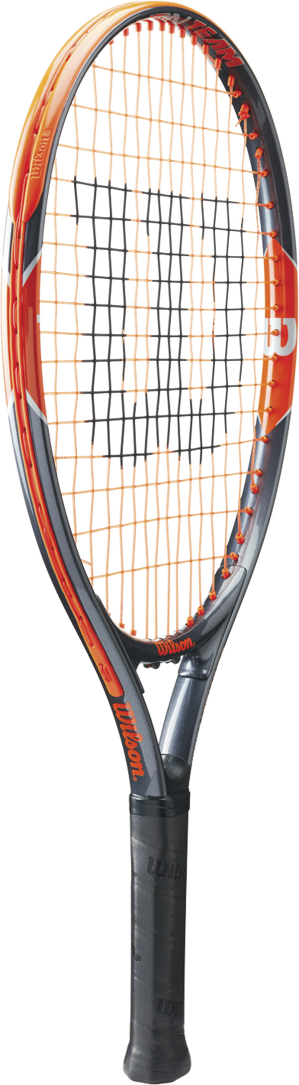Wilson Burn Team 21 Junior Strung - Mcjrb4 - Tennis Racquets Junior Tennis Racquets Wilson MCJRB4