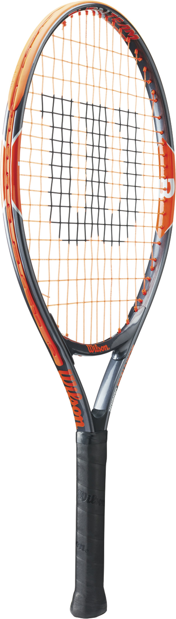 Wilson Burn Team 23 Junior Strung - Mcjrb5 - Tennis Racquets Junior Tennis Racquets Wilson MCJRB5