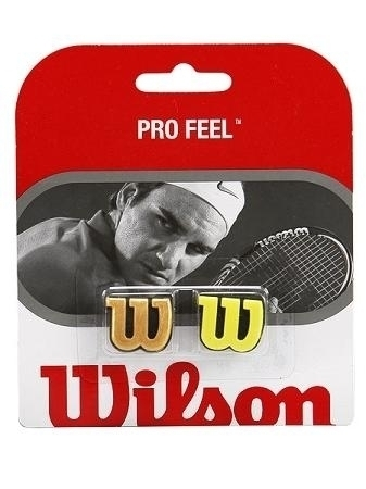 Wilson Pro Feel 2/pk - Wrz527 - Tennis Racquets Vibration Dampeners WRZ527