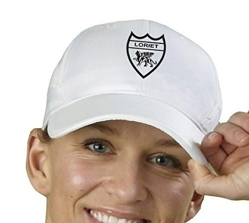 Clothing Men Hats - Th0201 - Active Performance Hat - White TH0201
