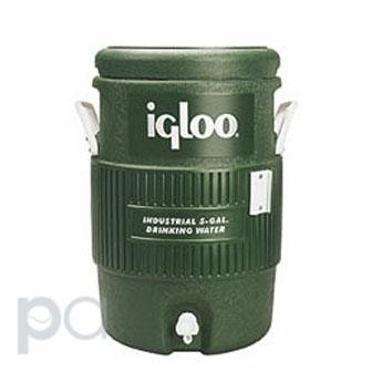 Tennis Court Enhancements - 5gal-igc-grn - Igloo Cooler 5 Gallon (green)-green 5GAL-IGC-GRN