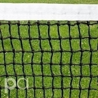 Tennis Nets - Pro2352t - Signature Net #2352t - Black And White PRO2352T